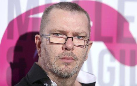 Richard Müller zhubnul 30 kilogranů.