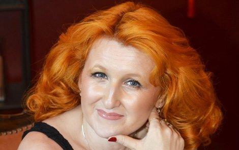 Lektorka Sabina Mališová (45).