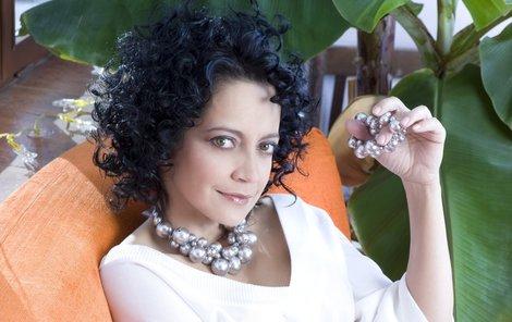 Lucie Bílá se narodila 7. dubna 1966 a patří mezi slavné Berany.
