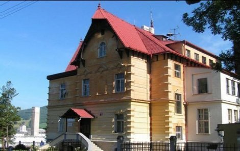 Výchovný ústav v Boleticích.
