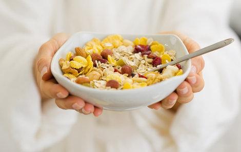 Zdravá a dietní snídaně