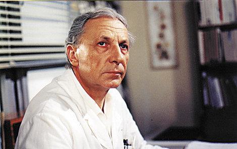 Ladislav Chudík ve své životní roli