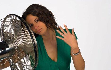 Klimatizace je v létě příjemná, ale může způsobit zdravotní problémy.
