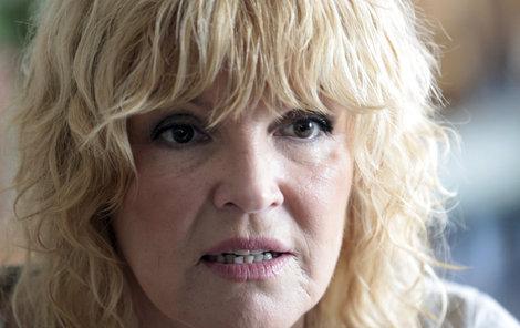 Věra Martinová otevřeně promluvila o svém kolapsu.