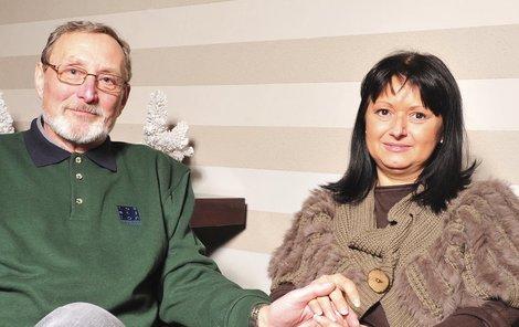 Ladislav Gábinu miluje nadevše. Byla to ona, kdo mu pomohl srovnat se s odchodem manželky Věry.