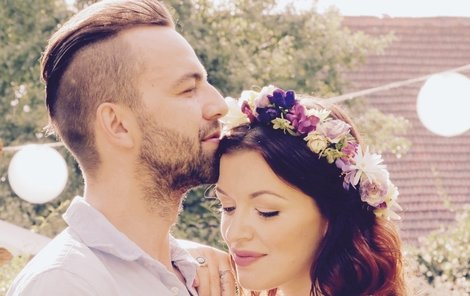 Jitka s Lukášem se brali ani ne po roční známosti.