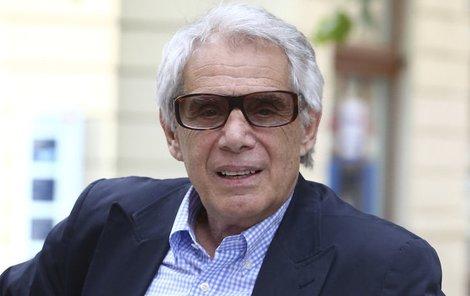 Josef Laufer slaví 77. narozeniny. Přejeme všechno nejlepší!