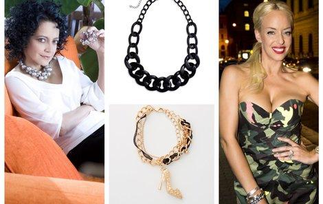 Inspirujte se šperky, jaké nosí nejen celebrity!