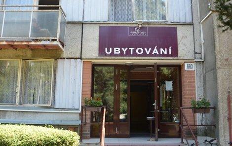Ubytovna v Prostějově-Vrahovicích je už teď podle místních domem hrůzy.
