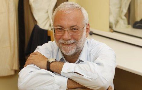 Josef Mladý patřil společně s Aloisem Náhlovským (66) k populárním bavičům.