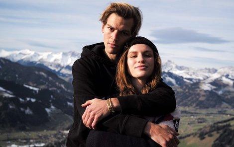 Tali a její přítel Ian