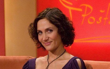 Ester Janečková by ráda pokračovala v Poště pro tebe.