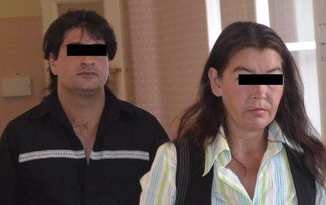 Rodiče Milan K. (37) a Kateřina K. (40) dostali dvouletou podmínku.