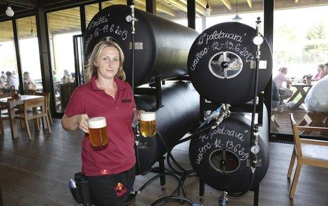 Milovníci pěnivého moku z malých pivovarů si zřejmě připlatí.