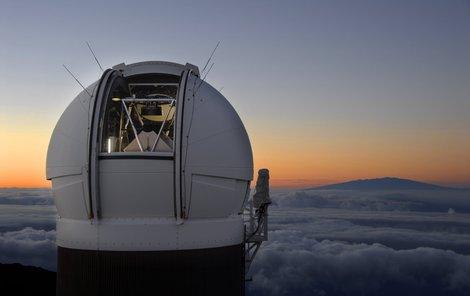 Země má nového strážce před Armageddonem, za Willise hlídá asteroidy teleskop!