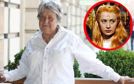 Marii Kyselkovou trápí velké bolesti.