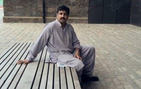 Mohammad Abad doufá v lepší zítřky...