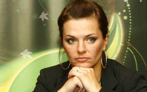 Marta Jandová byla dojatá.