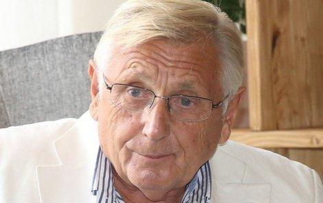 Náhlá hospitalizace oscarového režiséra Jiřího Menzela (79) šokovala všechny jeho blízké i kolegy!
