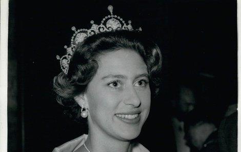 Princezna Margaret, mladší sestra královny Alžběty II.