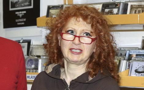 Jaroslava Kretschmerová oslavila šedesátku.