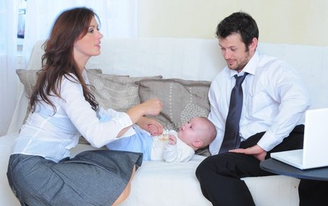 Manžel chce druhé dítě. Já ne!