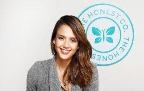 Jessice už Honest Company vydělala 8 miliard korun.