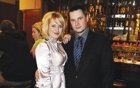 S Lukášem se Miluška Bittnerová rozvádí po společných 17 letech.