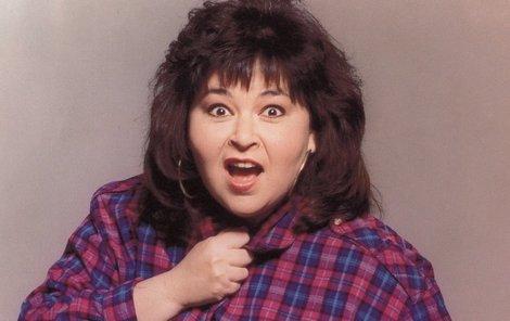 Roseanne by dnes nikdo nepoznal!