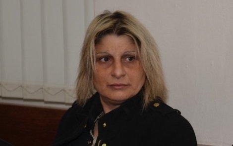 Marta Bunciková (46), pořezala milenku manžela!