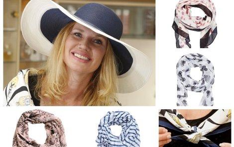 Jak si správně uvázat šátek a jaký vybrat?