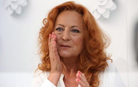 Simona Stašová zápolila s boreliózou.