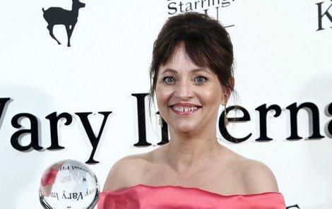 Alena Mihulová (50) míří pro Oscara.