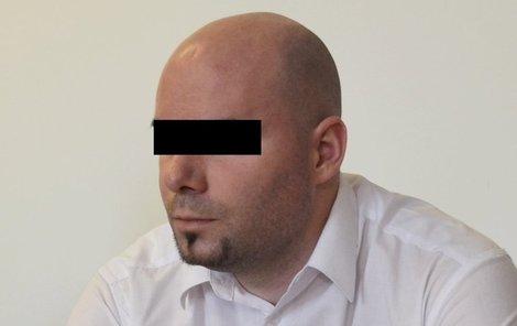 Policista Pavel S.