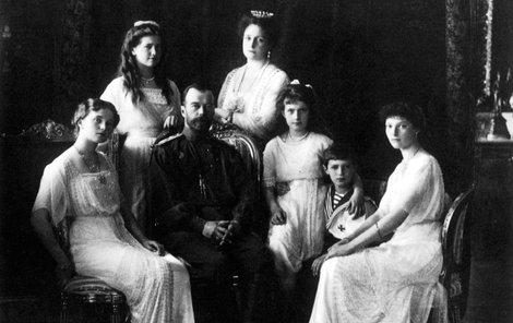 Tahle fotka vznikla v roce 1914, tedy čtyři roky před jejich smrtí.