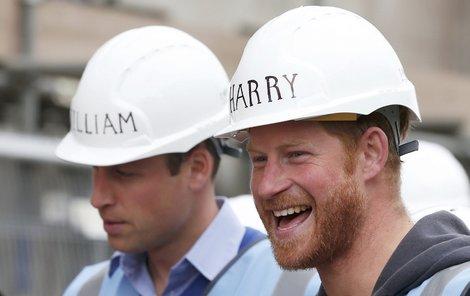 Harrymu prý šla práce celkem od ruky.