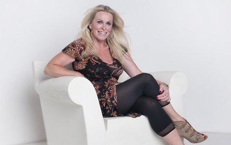 Vizážistka Alena Klenot (56) líčí světové celebrity.