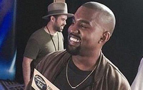 Kanye West v »Superstar« postoupil do dalšího kola!