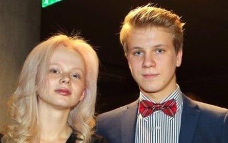 Zdeněk Piškula a Anna Linhartová