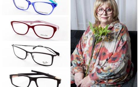 Jaké zvolit líčení, když nosíte brýle?