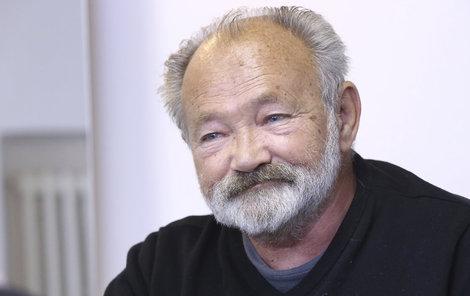 Rudolf Hrušínský.
