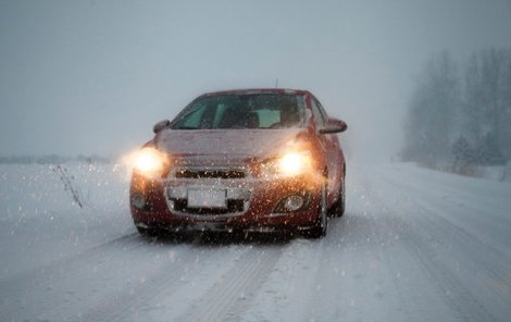 Připravte své auto na zimu!