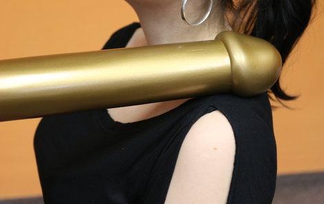 Ivu pasovala na sexuální asistentku nezisková organizace Rozkoš bez rizika.
