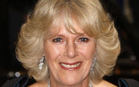 Camilla se opět pěkně předvedla...