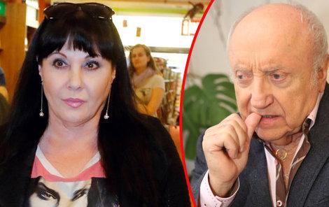 Dáda Patrasová podala kvůli nevěře manžela žádost o rozvod!