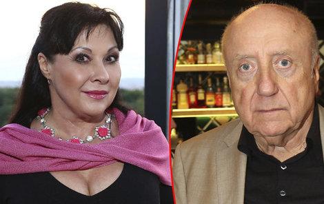 Nevěra se jako přízrak nad manželstvím Dády Patrasové a Felixe Slováčka vznášela dlouho.