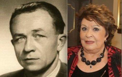 Jiřina Bohdalová na svého otce hodně vzpomíná i na těžkou dobu, kterou prožili.