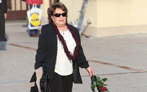 Jiřina Bohdalová si Františka Dvořáka vážila.