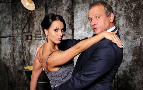 S Markem Taclíkem bude Martina v tanci pokračovat dál.