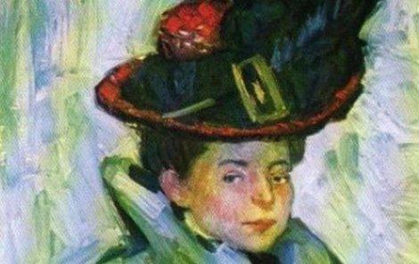 Jde nejspíš o jednu z verzí slavného Picassova obrazu Žena s kloboukem. Jeden takový olej visí třeba v Muzeu umění v Clevelandu. Odhadovaná hodnota díla je bezmála 330 milionů korun!